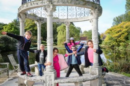 Three Legged Cross First School enjoyed a residential stay at Springhead Trust.
